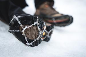 Best Ice Cleats for Ice Fishing 2019