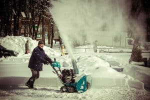 Best Two Stage Snow Blowers 2020