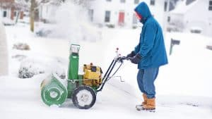 What Size Snow Blower Do I Need?